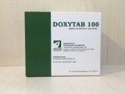 DOXYTAB tabs 100 mg