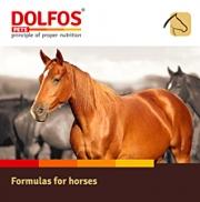 Κατάλογος Προϊόντα για Άλογα Dolfos